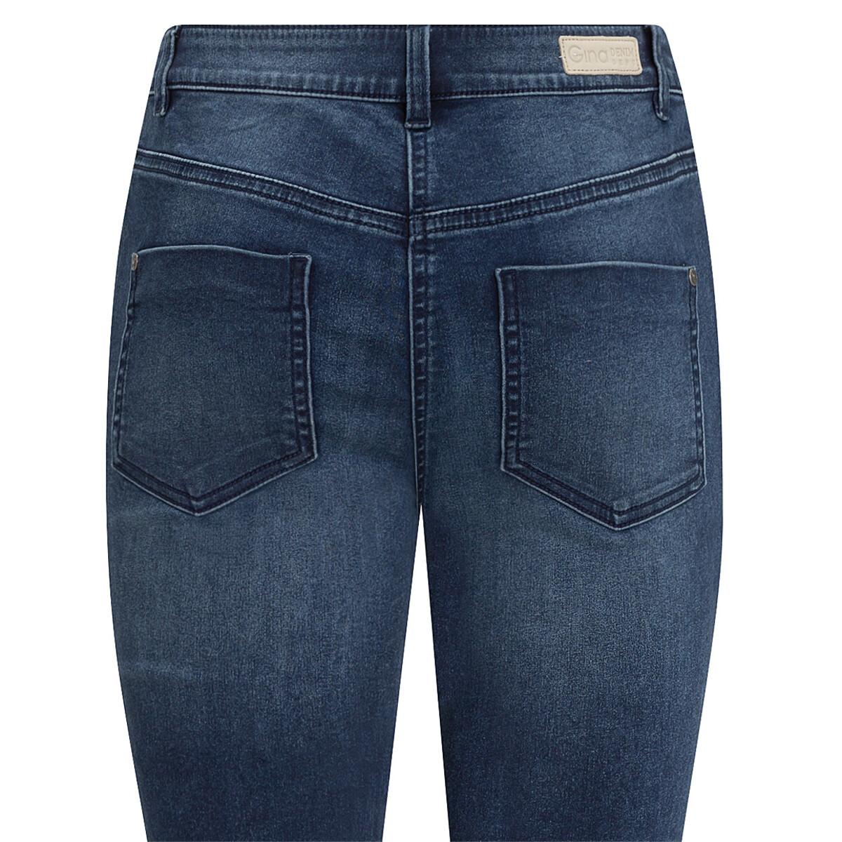 Bild 4 von Damen Slim Jeans mit Knopfleiste