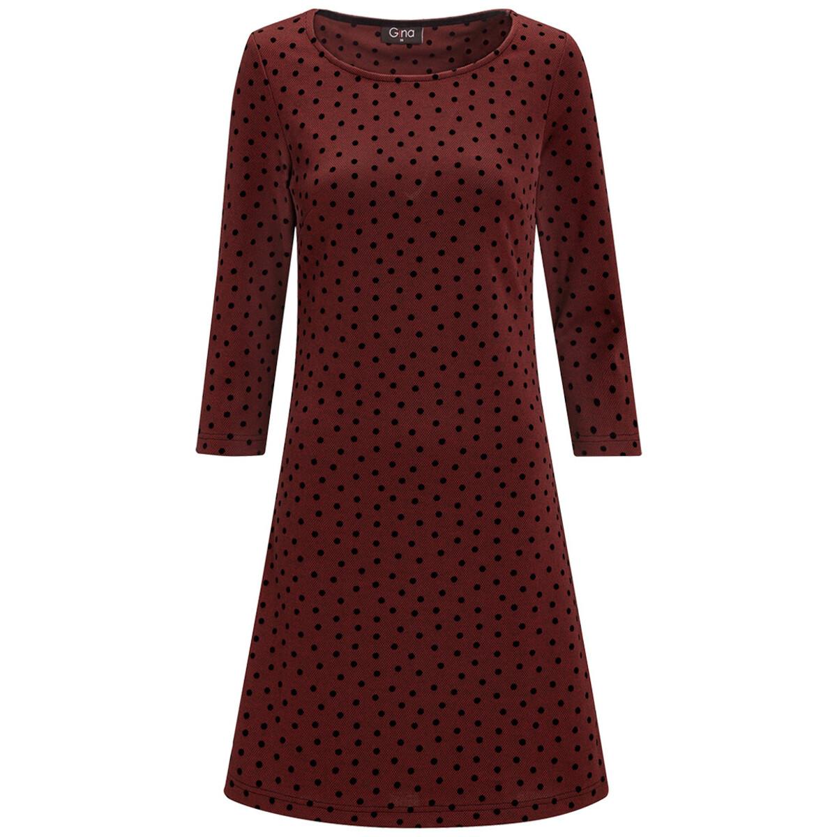 Bild 1 von Damen Kleid mit Punkte-Allover