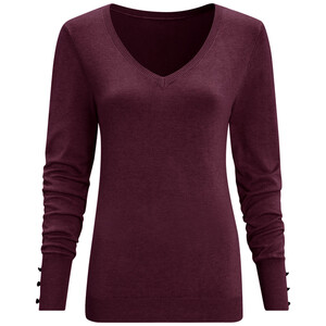 Damen Strickpullover im Basic-Look