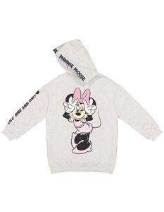 Mädchen Hoodie mit Minnie Mouse-Print