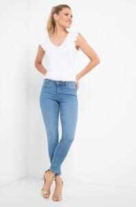 Regular Waist Jeans