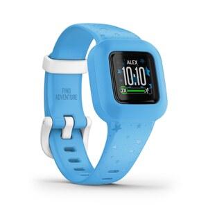 Garmin vivofit jr. 3 Der Aktivitätstracker für Kinder mit interaktiver App in sternenblau