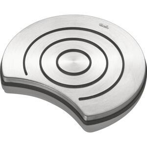 Fissler Topfuntersetzer , 2076700000 , Edelstahlfarben , Metall, Kunststoff , 0037241522