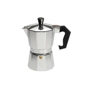 Justinus Espressokocher , 283-120 , Silberfarben , Metall , 0035010089