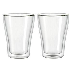 Leonardo Teegläserset 2-teilig 345 ml 2-teilig , 054128 , Klar , Glas , doppelwandig , 003813092202