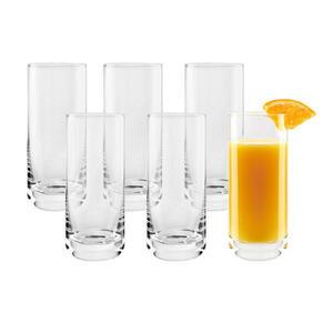 Schott Zwiesel Gläserset 6-teilig , 118360 , Glas , 370 ml , klar , 005808009402