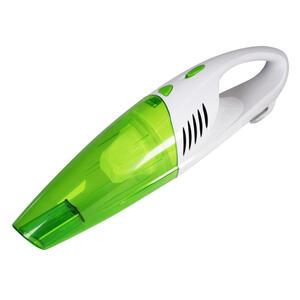 XXXLutz Handstaubsauger , Handstaubsauger *mb* , Weiß, Hellgrün , Kunststoff , 14x109.5x24 cm , 2-in-1-Funktion, Filter abwaschbar , 0066190024