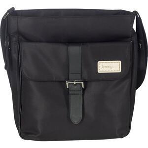 Jimmylee Wickeltasche buggy bag , Spl17-755-Lut03 , Schwarz , Textil , Uni , 29x34x12 cm , 005073002401