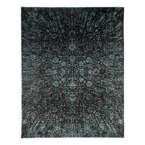 Esposa Orientteppich 250/300 cm grau, türkis , Chania Flora , Textil , 250x300 cm , für Fußbodenheizung geeignet, in verschiedenen Größen erhältlich , 007946086976