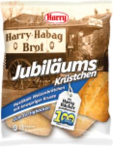 Harry Jubiläumskrüstchen