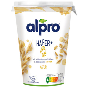 Alpro Soya Natur Hafer+