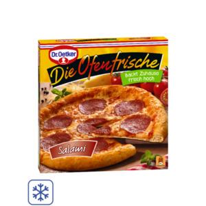 Dr. Oetker Die Ofenfrische oder Pizza Tradizionale
