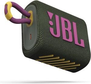 Go 3 Bluetooth-Lautsprecher grün