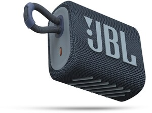 Go 3 Bluetooth-Lautsprecher blau