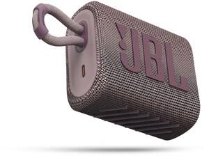 Go 3 Bluetooth-Lautsprecher pink