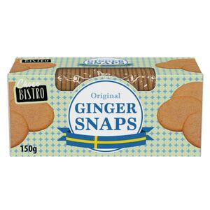 Choco BISTRO Ginger Snaps 150 g