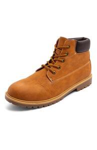 Braune Worker Boots