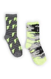 Bequeme Socken mit Tarnmuster für Jungen