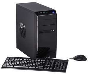 CAPTIVA Gaming I48-626 Gaming PC mit Celeron®, 240 GB, GeForce® GTX 1050 Ti und 16 GB RAM