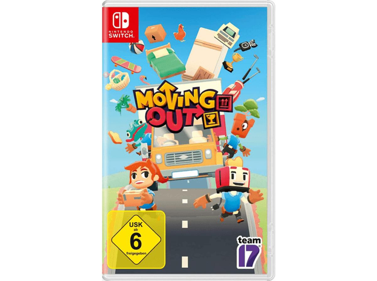 Bild 2 von SW MOVING OUT für Nintendo Switch online