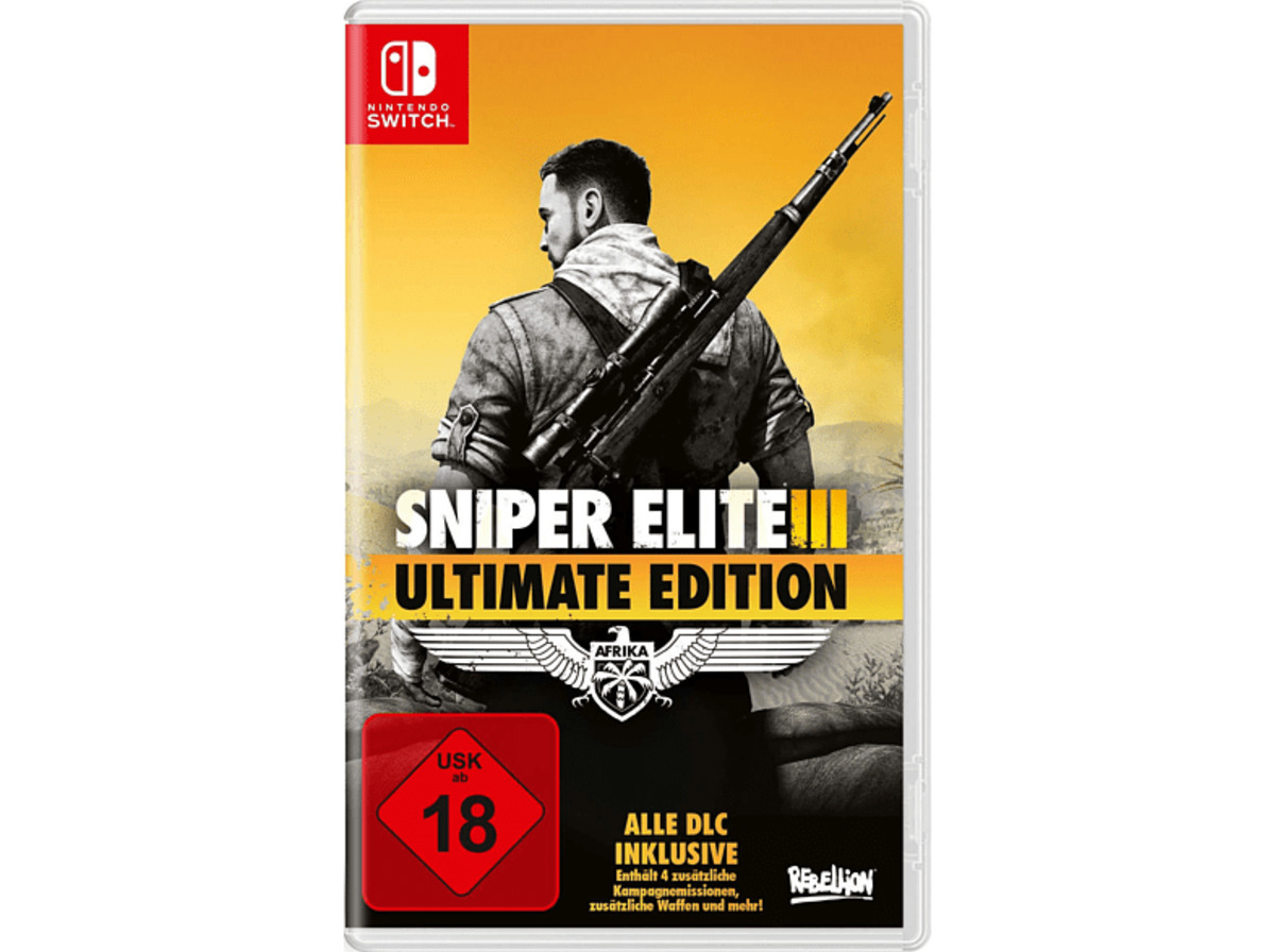 Bild 2 von Sniper Elite III Afrika - Ultimate Edition für Nintendo Switch online