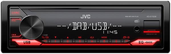 JVC KD-X172DB Autoradio