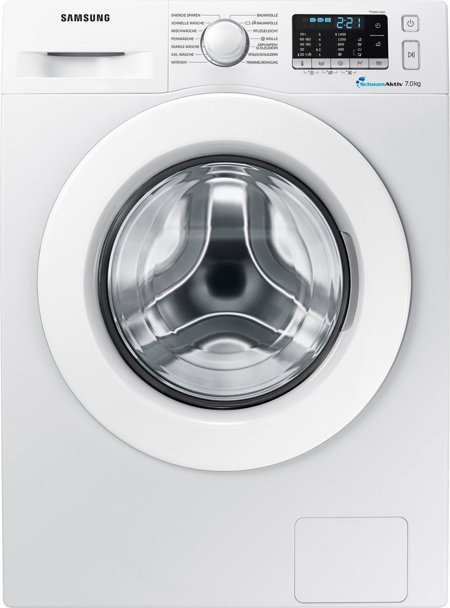 Bild 1 von SAMSUNG WW70J5585MW Waschmaschine mit 1400 U/Min. in Weiß