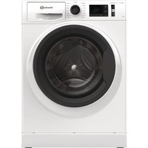 BAUKNECHT WM ELITE 811 C Waschmaschine mit 1400 U/Min. in Weiß