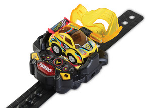 VTECH TURBO FORCE RACERS - SUPER CAR GELB Farhrzeug