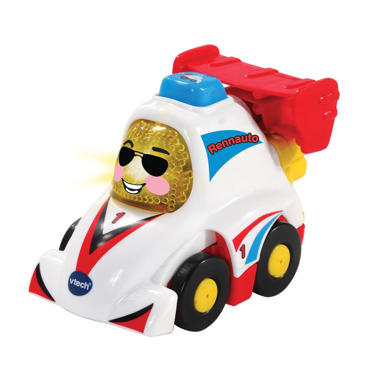 Bild 1 von VTECH Tut Tut Babyflitzer - Rennauto Spielzeugauto