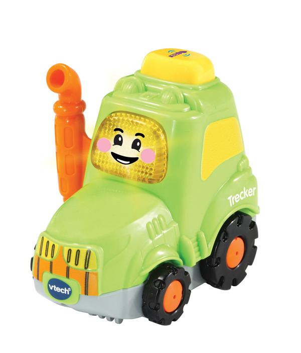 VTECH Tut-Tut Baby Flitzer - Trecker Spielzeugauto