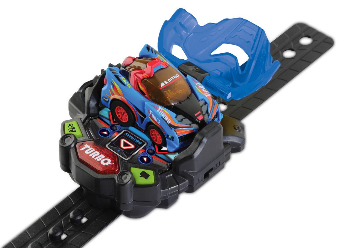 Bild 1 von VTECH Turbo Force Racers - Race Car blau Farhrzeug