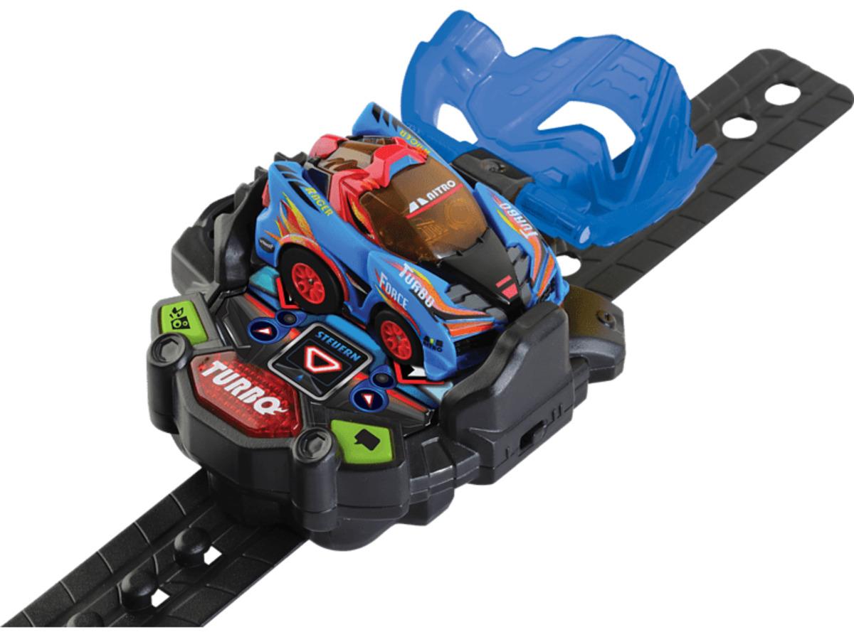 Bild 2 von VTECH Turbo Force Racers - Race Car blau Farhrzeug