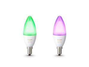 PHILIPS Hue White & Color Ambiance LED Leuchtmittel