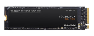 WD BLACK™ SN750 NVMe™, 1 TB SSD, Interner Speicher, intern