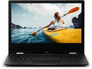 MEDION AKOYA® E3223 (MD 61688), Convertible mit 13.3 Zoll Display, Pentium Prozessor, 8 GB RAM, 512 GB SSD, Intel® UHD Graphics 605, Schwarz