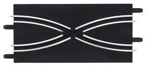 CARRERA (TOYS) Spurwechsel Schienenzubehör, Schwarz
