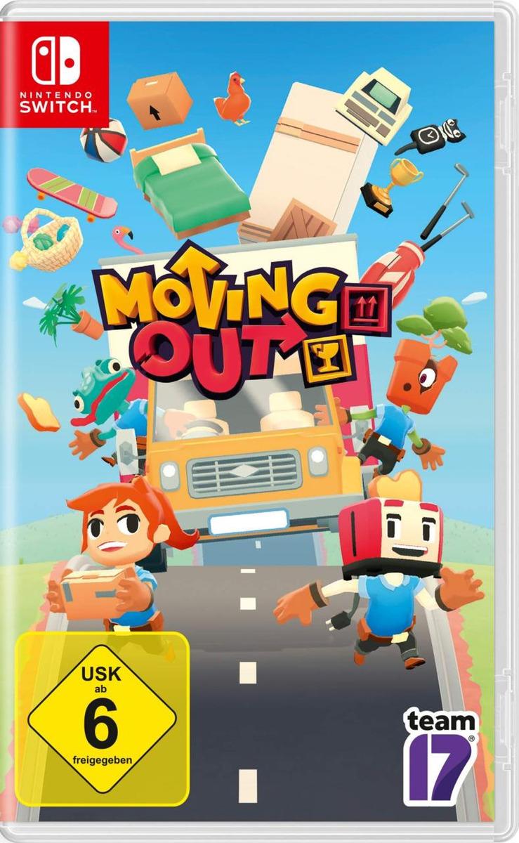 Bild 1 von SW MOVING OUT [Nintendo Switch]