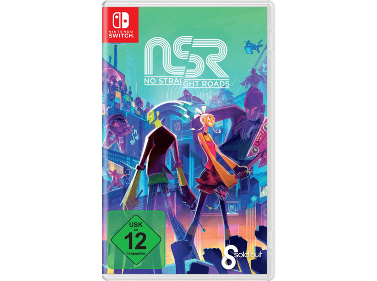 Bild 2 von No Straight Roads [Nintendo Switch]