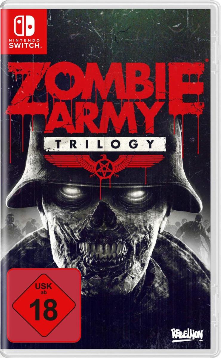 Bild 1 von Zombie Army Trilogy [Nintendo Switch]