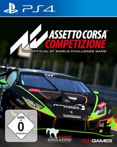 Assetto Corsa Competizione [PlayStation 4]