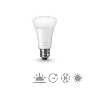 PHILIPS 54873800 Hue LED Leuchtmittel, Weiß