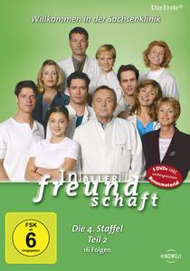 In aller Freundschaft - Staffel 4.2 [DVD]
