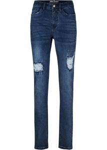 High Waist Jeans, SLIM