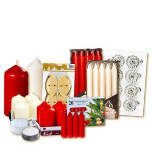 Kerzen oder Kerzenhalter