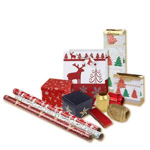 Weihnachtliches Verpacken