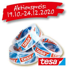 """Tesa-Film """"kristall-klar"""" 3er-Pack"""