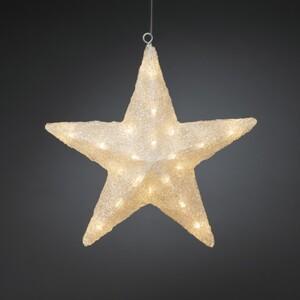 Konstsmide LED Acryl Stern 40 x 10 x 40 cm