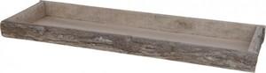 Dijk Tablett aus Rindenholz ,  58 x 19 x 4 cm