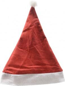 Kaeminkg Weihnachtsmann-Mütze ,  rot